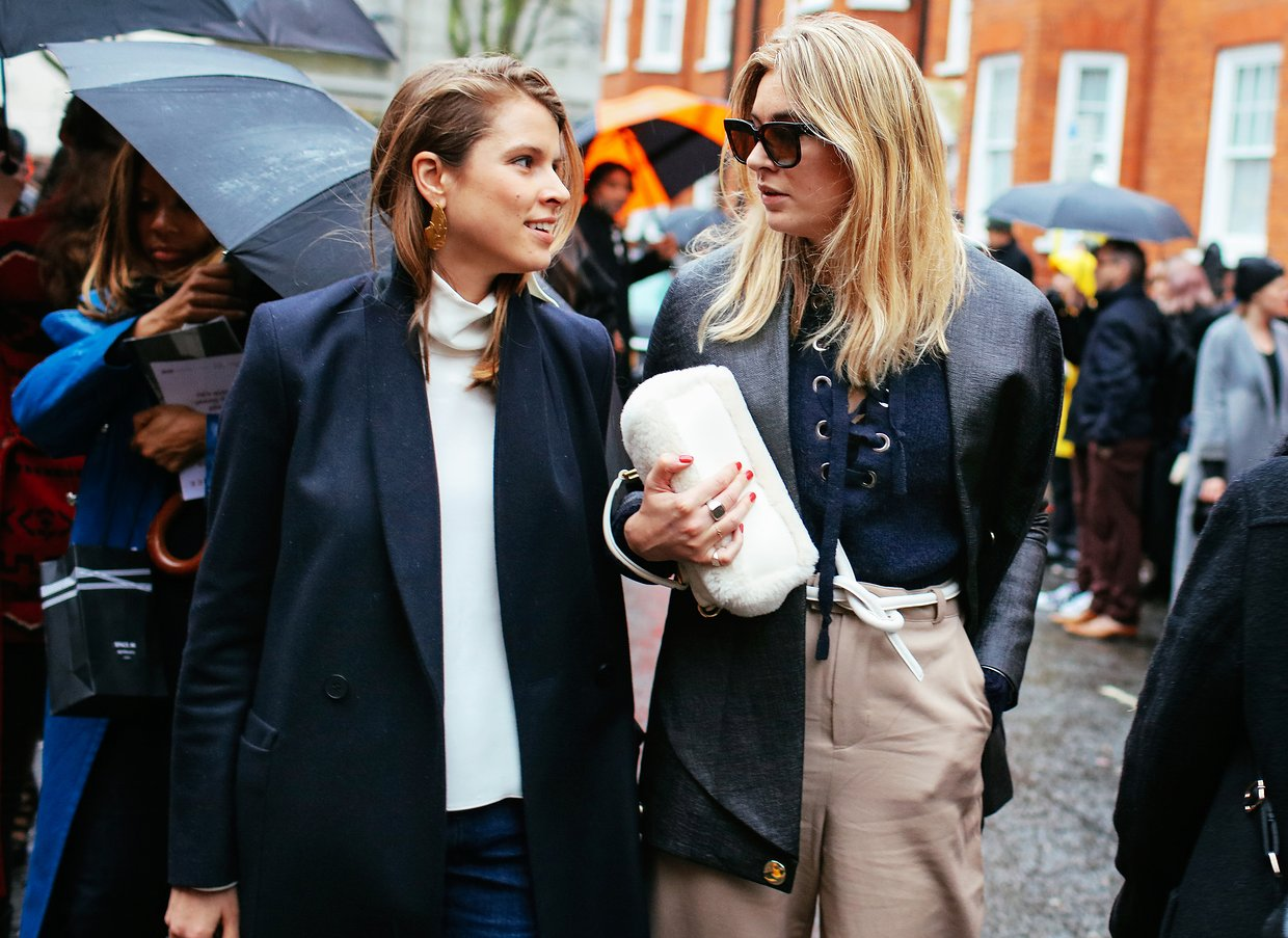 GirlBoss Series: Camille Charriere and Monica Ainley