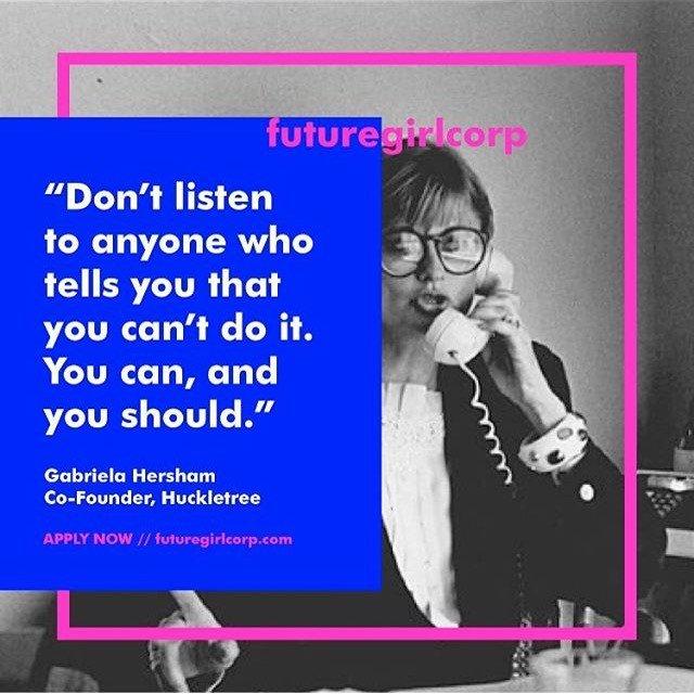 #FutureGirlCorp: 7 Tips and Hacks to Test Your Big Idea