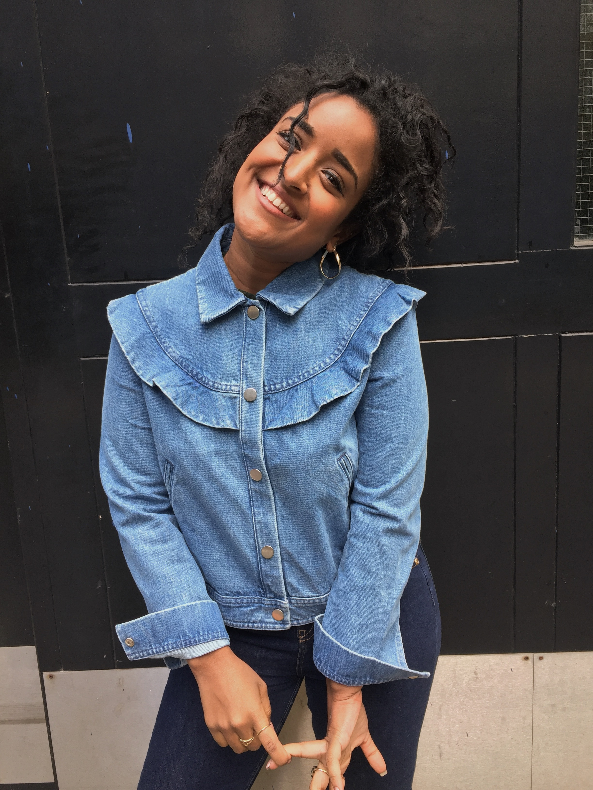Basma-Khalifa-Denim jacket