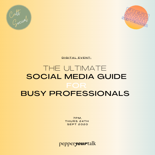 Ultimate social media guide